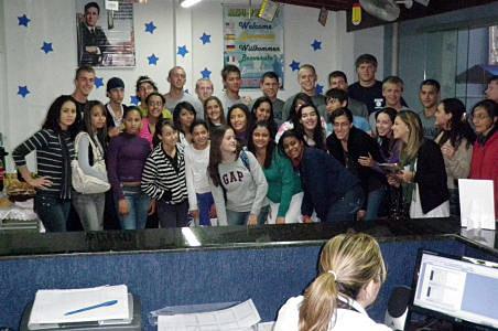 Brazilian school children